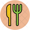 Fork Knife Cutlery Icon
