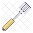 Eating Fork Cook Icon