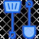 Fork Shovel Tools Icon