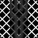 Fork Cutlery Kitchen Icon