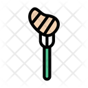 Fork And Meat Icon