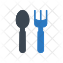 Fork Spoon Utensils Icon
