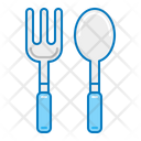 Fork And Spoon Spoon Fork Icon