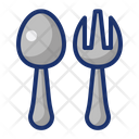 Fork And Spoon Icon