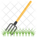 Fork Hoe Icon