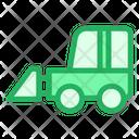 Fork Fork Lift Forklift Icon