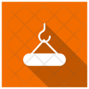 Forklift Lifter Crane Icon