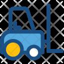 Forklift Bendi Truck Icon