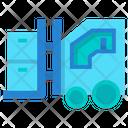 Fork Lift Forklift Vehicle Icon