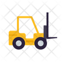 Forklift Warehouse Lifter Icon