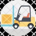 Forklift Truck Bendi Icon