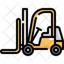 Forklift Lifter Lift Icon