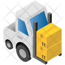 Logistics Delivery Cargo Icon