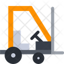 Logistic Vehicle Truck Vehicle Icon