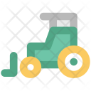 Forklift Truck Lifter Icon