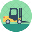 Forklift Bendi Truck Icon
