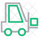 Car Shipping Delivery Icon