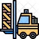 Forklifts Forklift Transport Icon