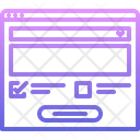 Form Checkbox Website Icon