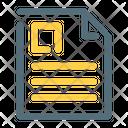 Form Document Icon