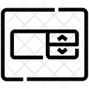 Form Grid Interface Icon