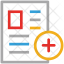 Form Application Admission Icon