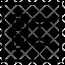 Form Square Grid Icon