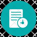Form deadline Icon