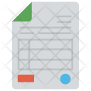 Form Template Icon