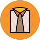 Formal Suit Shirt Icon