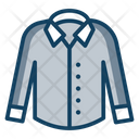 Formal Shirt Mens Shirt Wearable Icon