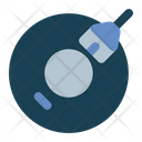 Clean Data Disc Icon