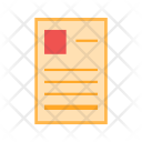 Forms Study Education Icon