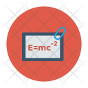 Formula Emc Physics Icon