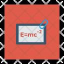 Formula Physics Science Icon