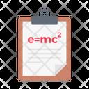 Formula Physics Equation Icon