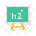 Formula Education Chemistry Icon