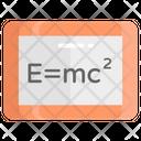 Formula Science Education Icon
