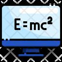 Formula Chemistry Scientific Icon