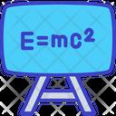 Board Formula Physic Icon