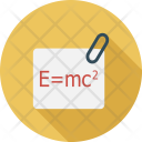 Formula Energy Einstein Icon