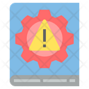 Formula Book Risk Icon