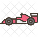 Formula Car Racing Car Formula Icon