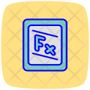 Formula Digital Formula Accounting Formula Icon