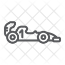 Formula Sport Automobile Icon