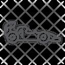 Formula one car Icon