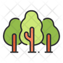 Forrest Tree Natural Icon
