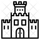Fortification Wall Partition Icon