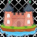 Fort Medieval Castle Kingdom Castle Icon