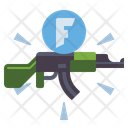 Fortnite Battle Royale Video Game Icon